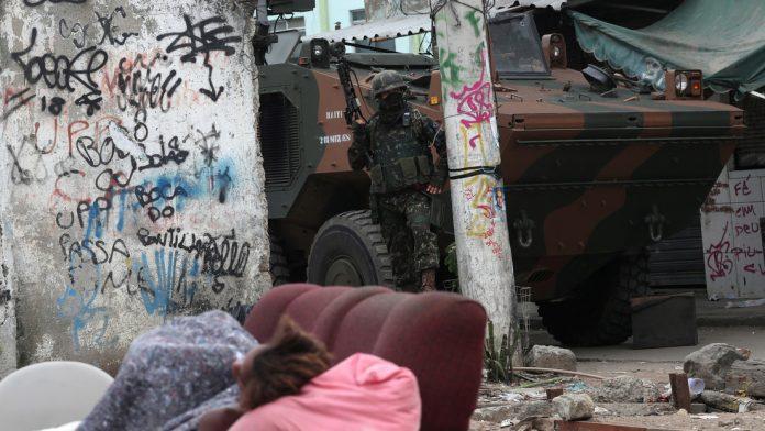 Masacre en Río de Janeiro - Masacre en Río de Janeiro