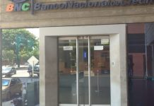 Se produjo un atraco en el BNC de la Avenida Bolívar en Valencia