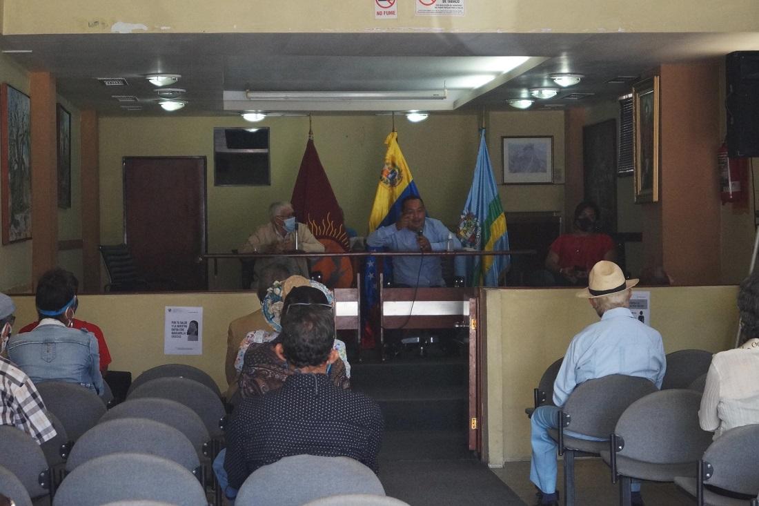 "conversatorio ""Naguanagua en la Ruta Bicentenaria"" - conversatorio ""Naguanagua en la Ruta Bicentenaria"""