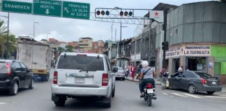 Comerciante falleció de una puñalada por el pago de un chocolate en Catia