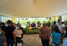 Sesión para conmemorar el 239 aniversario de Naguanagua