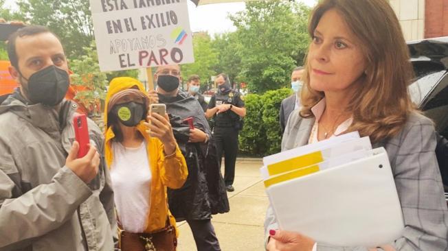 Colombia negó visitas de la CIDH y la OEA - Noticias24Carabobo