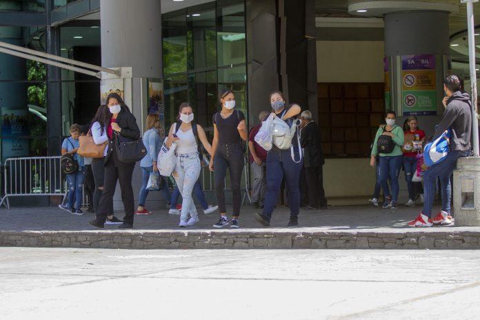 Venezuela registró 954 nuevos casos de Covid-19