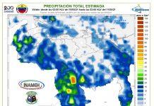 Prosiguen las lluvias en Venezuela - Prosiguen las lluvias en Venezuela