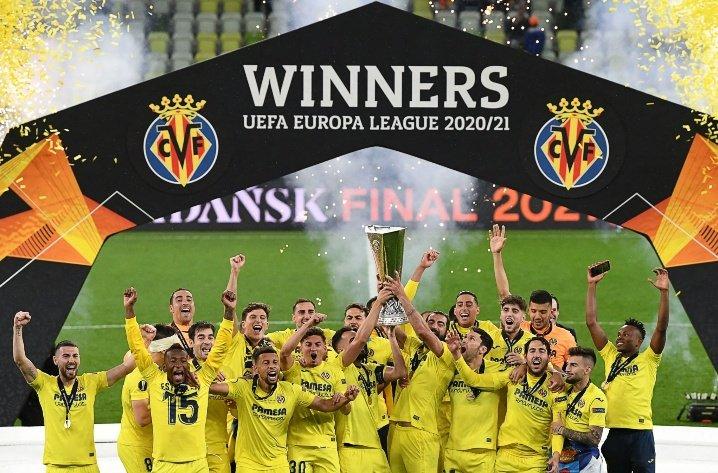 Villarreal se llevó la Europa League