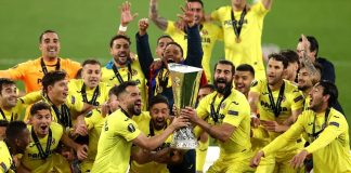 Villarreal se llevó la Europa League Gerónimo Rulli