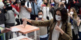 Elecciones en Madrid - Elecciones en Madrid