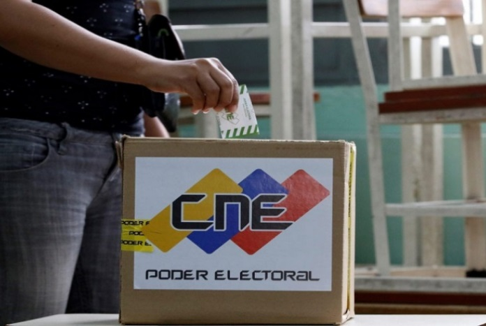 Pedro Calzadilla CNE confirmó que se están organizando las