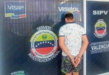 Capturan a hombre por presunta violación - Capturan a hombre por presunta violación