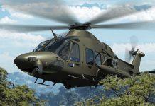 Helicóptero arribó al Hospital Militar de San Cristóbal - Helicóptero arribó al Hospital Militar de San Cristóbal