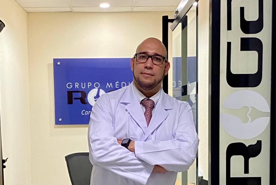doctor Nelson García