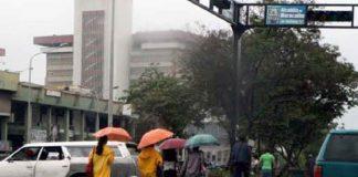 Inameh: a partir del 15 de mayo comienzan las lluvias en Venezuela - Inameh: a partir del 15 de mayo comienzan las lluvias en Venezuela