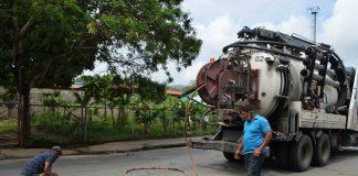 Alcalde Gutiérrez acentúa mantenimiento de drenajes - Alcalde Gutiérrez acentúa mantenimiento de drenajes