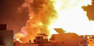 Milicias palestinas dispararon 3.440 cohetes - Milicias palestinas dispararon 3.440 cohetes