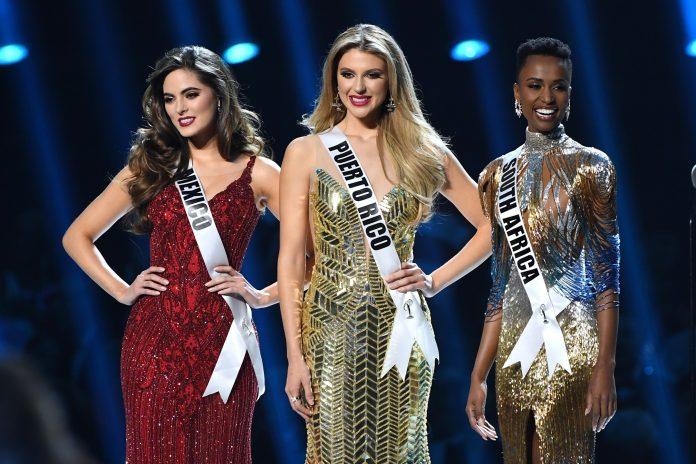 Miss Universo da su noche final - Miss Universo da su noche final