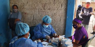 pruebas PCR en Naguanagua