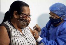Inició primera fase de vacunación en Bolívar