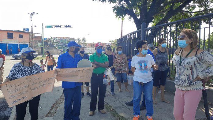 Habitantes de La Isabelica protestaron por la falta de agua