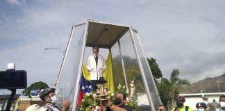 Reliquia del beato José Gregorio Hernández en Carabobo - Reliquia del beato José Gregorio Hernández en Carabobo