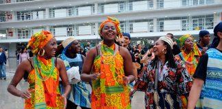 Semana Mundial de África en Venezuela - Noticias 24 Carabobo