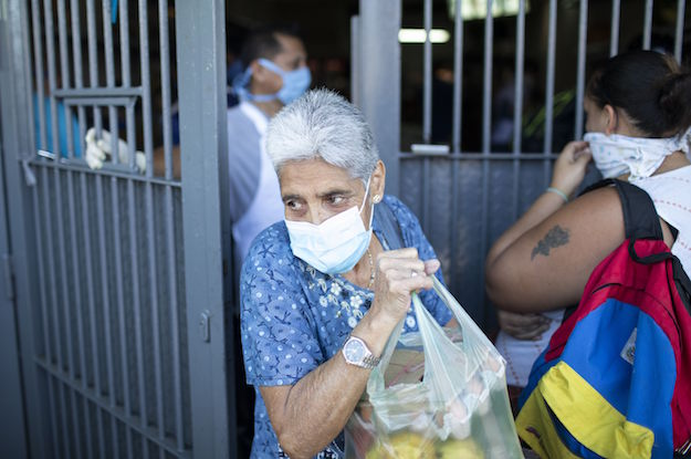 Venezuela registró 864 nuevos casos de Covid-19