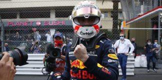 Verstappen ganó el Gran Premio de Mónaco