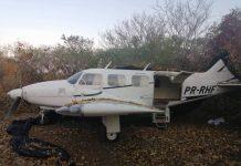 Aeronave con drogas - Aeronave con drogas