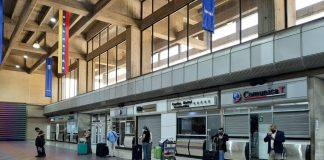 nuevo sistema de seguridad en Aeropuerto de Maiquetía