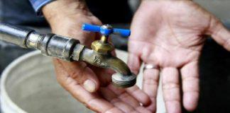 Gran Valencia sin agua - Gran Valencia sin agua