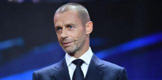 Sanciones de la UEFA contra los equipos de la Superliga