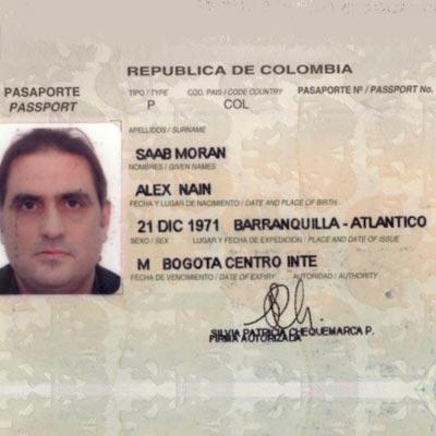 Alex Saab cedula - Noticias 24 Carabobo