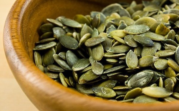 Semillas de auyama - Semillas de auyama