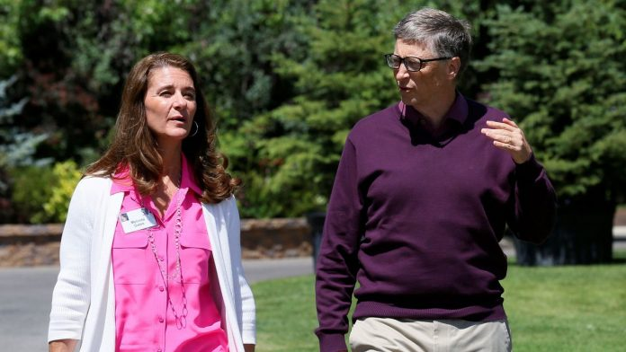 Bill y Melinda Gates se divorcian - Bill y Melinda Gates se divorcian