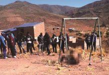 Una turba quemó vivo a un hombre en Bolivia