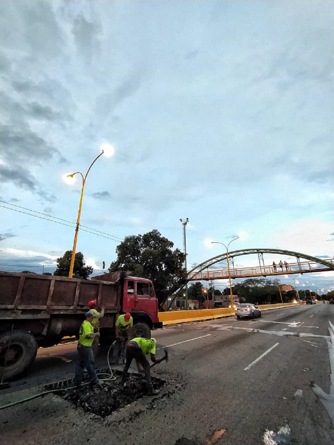 Plan de Mantenimiento Vial en Autopista del Sur - Plan de Mantenimiento Vial en Autopista del Sur