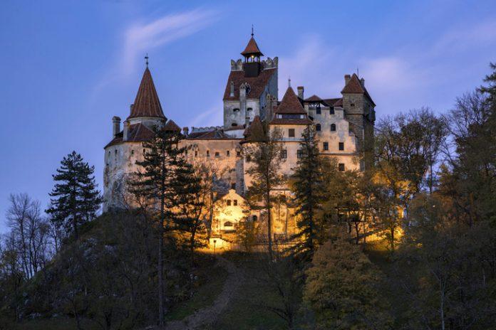 Castillo de Drácula - Castillo de Drácula