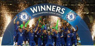 Chelsea es el campeón - Chelsea es el campeón