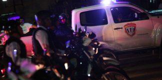 Enfrentamiento en la autopista Cimarrón Andresote - Enfrentamiento en la autopista Cimarrón Andresote