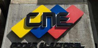 Nuevos rectores del CNE
