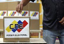 """CNE anuncia """"Megaelecciones"""""""