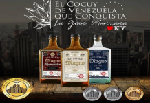 Cocuy falconiano ganó concurso de licores - Cocuy falconiano ganó concurso de licores