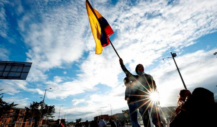 Paro nacional en Colombia - Paro nacional en Colombia