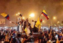 """""""gran movilización"""" en Colombia - """"gran movilización"""" en Colombia"""