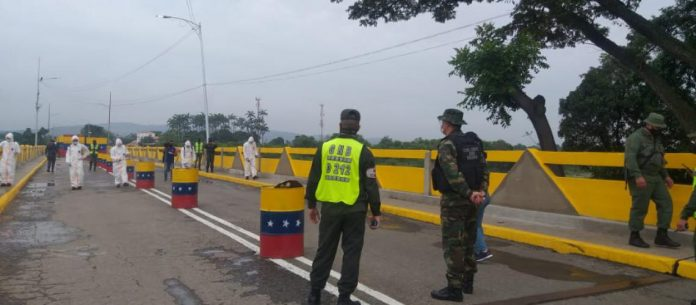Apertura de frontera con Colombia - Apertura de frontera con Colombia
