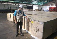 Llegaron a Venezuela 50 congeladores