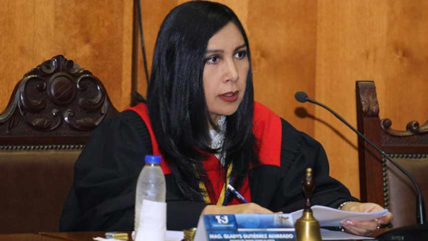 Gladys Gutiérrez - Gladys Gutiérrez