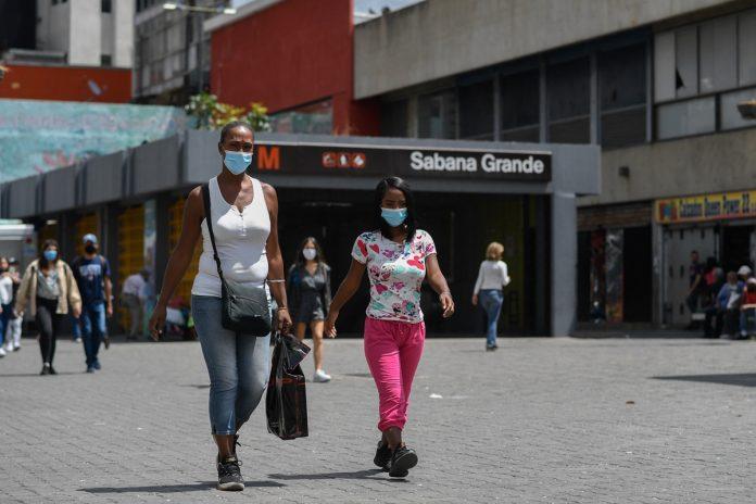Venezuela registró 1.421 nuevos casos de Covid-19