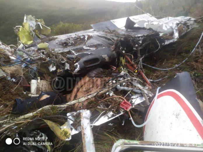 Identifican a narcopiloto muerto en Táchira - Identifican a narcopiloto muerto en Táchira