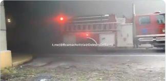 Cuatro heridos en accidente - Cuatro heridos en accidente