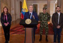 Iván Duque retira proyecto de reforma tributaria - Iván Duque retira proyecto de reforma tributaria